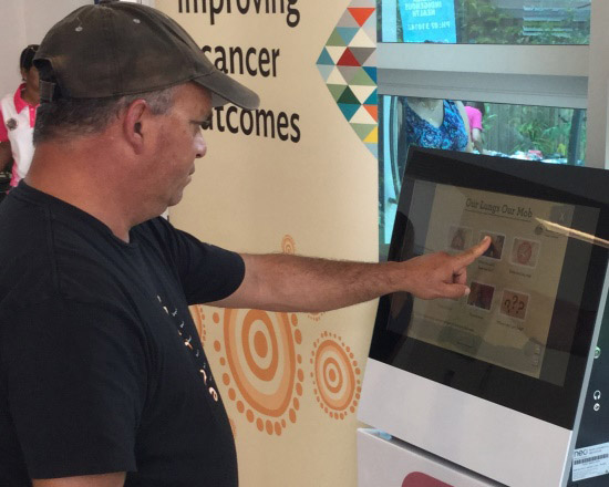 New lung cancer resource for Indigenous Australians