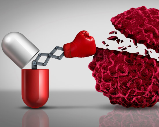 New cancer drugs and treatment