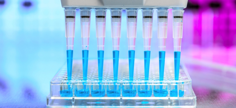 Medical research assay
