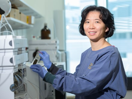 Dr Michelle Hill - cancer researcher