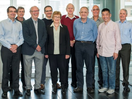 Cancer researchers at WEHI